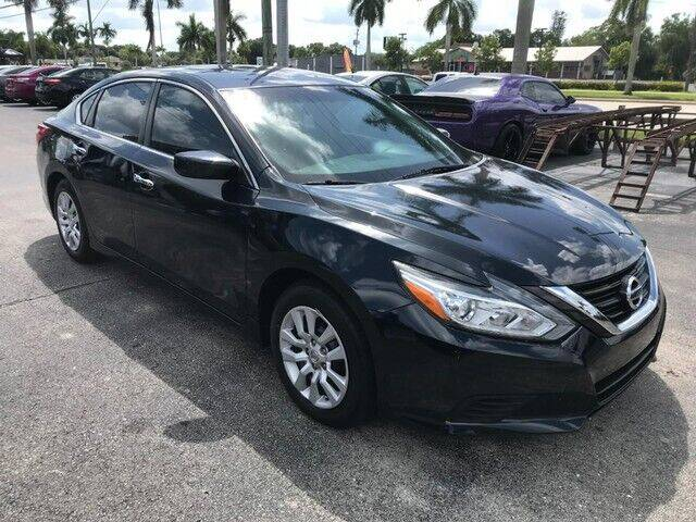 2017 Nissan Altima for sale at Denny's Auto Sales in Fort Myers FL