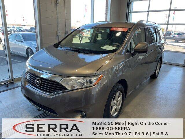 2017 Nissan Quest for sale in Washington, MI