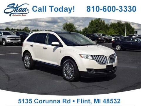 2013 Lincoln MKX for sale at Jamie Sells Cars 810 in Flint MI