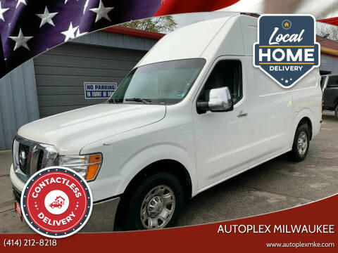 2012 Nissan NV Cargo for sale at Autoplex Milwaukee in Milwaukee WI