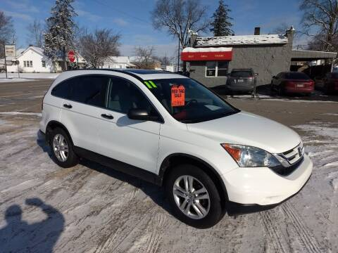 2011 Honda CR-V for sale at Economy Motors in Muncie IN