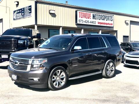 2015 Chevrolet Tahoe for sale at Torque Motorsports in Rolla MO