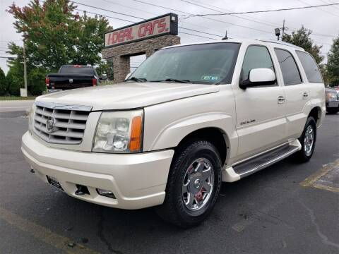 2003 Cadillac Escalade for sale at I-DEAL CARS in Camp Hill PA