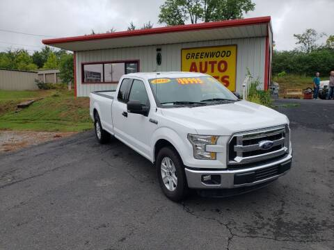 2016 Ford F-150 for sale at Greenwood Auto Sales in Greenwood AR