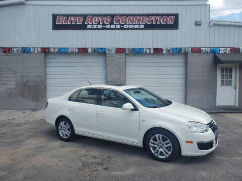 2007 Volkswagen Jetta for sale at Elite Auto Connection in Conover NC