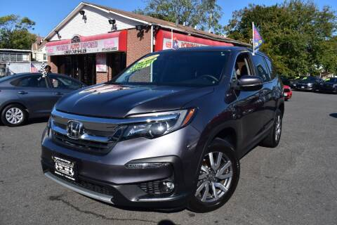 2019 Honda Pilot for sale at Foreign Auto Imports in Irvington NJ