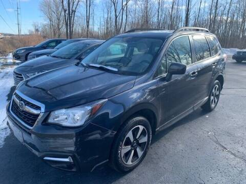 2018 Subaru Forester for sale at Lighthouse Auto Sales in Holland MI