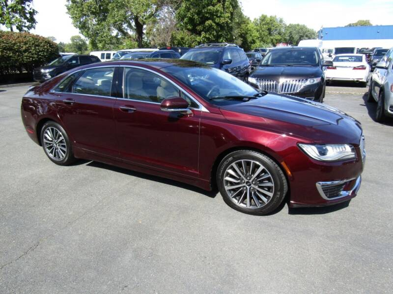 2017 Lincoln MKZ for sale at 2010 Auto Sales in Troy NY