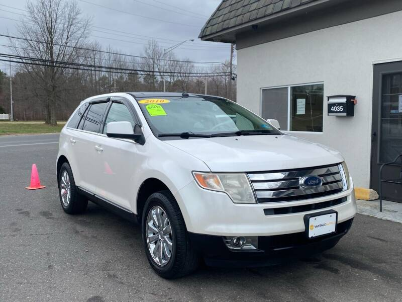2010 Ford Edge for sale at Vantage Auto Group in Tinton Falls NJ