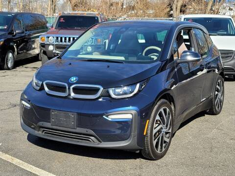 2018 BMW i3 for sale at AW Auto & Truck Wholesalers  Inc. in Hasbrouck Heights NJ