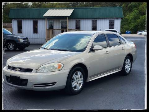 2010 Chevrolet Impala for sale at ASTRO MOTORS in Houston TX
