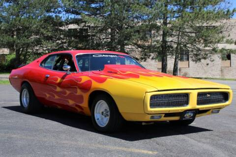 1973 Dodge Charger for sale at Great Lakes Classic Cars & Detail Shop in Hilton NY