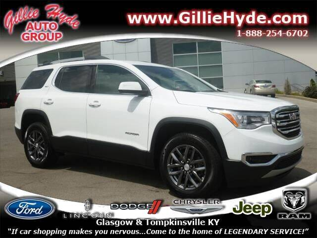 2018 GMC Acadia for sale at Gillie Hyde Auto Group in Glasgow KY