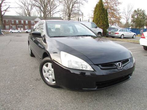 2005 Honda Accord for sale at K & S Motors Corp in Linden NJ