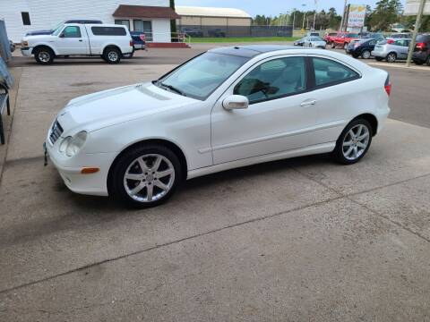 2004 Mercedes-Benz C-Class for sale at Rum River Auto Sales in Cambridge MN