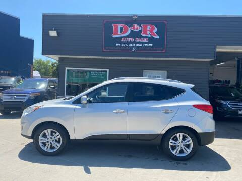 2010 Hyundai Tucson for sale at D & R Auto Sales in South Sioux City NE