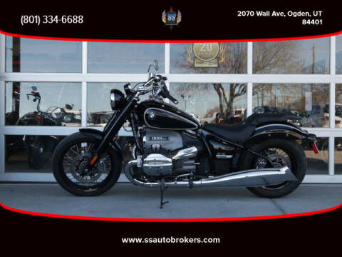 2021 BMW R18 for sale at S S Auto Brokers in Ogden UT