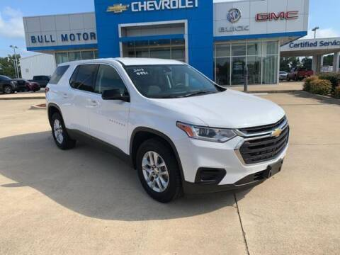 2018 Chevrolet Traverse for sale at BULL MOTOR COMPANY in Wynne AR