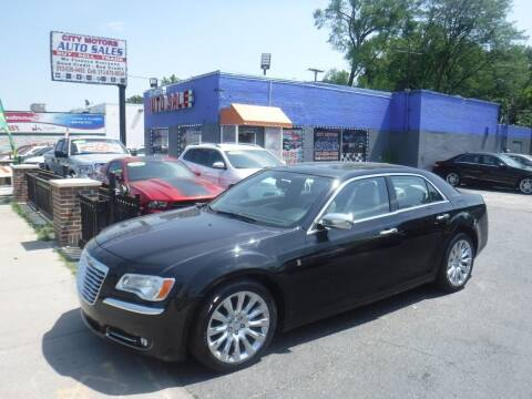 2013 Chrysler 300 for sale at City Motors Auto Sale LLC in Redford MI