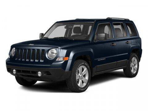 2014 Jeep Patriot for sale at Wally Armour Chrysler Dodge Jeep Ram in Alliance OH