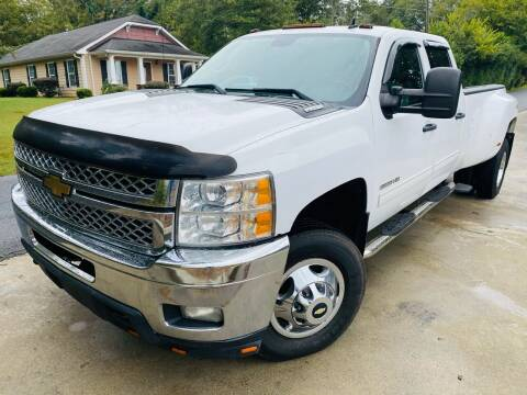 2011 Chevrolet Silverado 3500HD for sale at Cobb Luxury Cars in Marietta GA