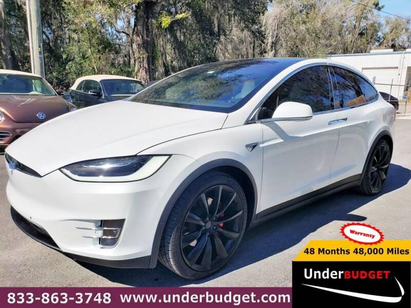 2018 Tesla Model X for sale in Lakeland, FL