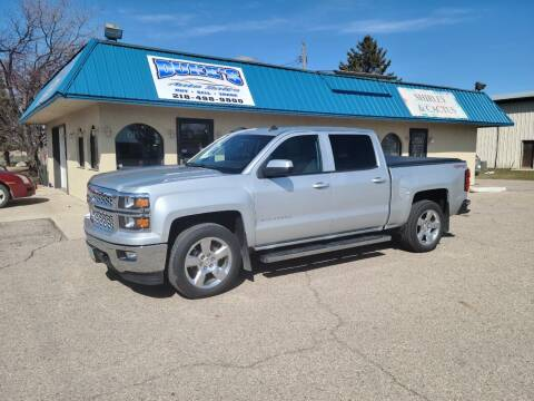 2014 Chevrolet Silverado 1500 for sale at Dukes Auto Sales in Glyndon MN