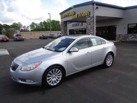 2011 Buick Regal for sale at KARS R US of Spartanburg LLC in Spartanburg SC