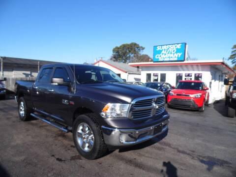 2014 RAM Ram Pickup 1500 for sale at Surfside Auto Company in Norfolk VA