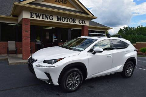2019 Lexus NX 300 for sale at Ewing Motor Company in Buford GA