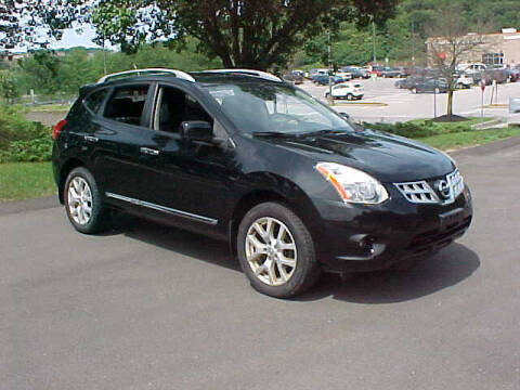 2012 Nissan Rogue for sale at North Hills Auto Mall in Pittsburgh PA