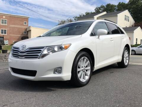 2011 Toyota Venza for sale at LARIN AUTO in Norwood MA
