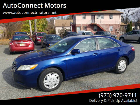 2007 Toyota Camry for sale at AutoConnect Motors in Kenvil NJ