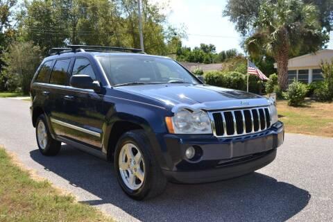 2005 Jeep Grand Cherokee for sale at Car Bazaar in Pensacola FL
