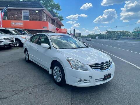 2012 Nissan Altima for sale at Bloomingdale Auto Group - The Car House in Butler NJ