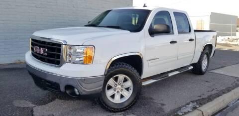 2007 GMC Sierra 1500 for sale at LA Motors LLC in Denver CO