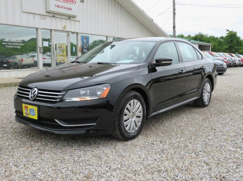 2014 Volkswagen Passat for sale at Low Cost Cars in Circleville OH
