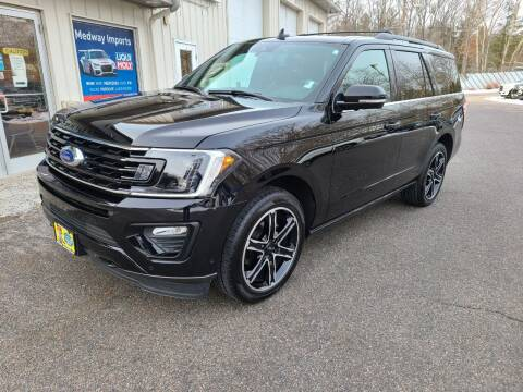 2020 Ford Expedition for sale at Medway Imports in Medway MA