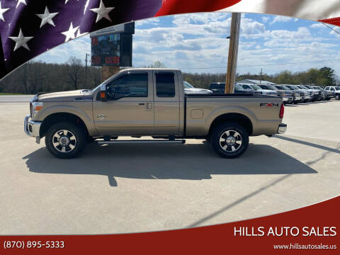 2011 Ford F-250 Super Duty for sale at Hills Auto Sales in Salem AR