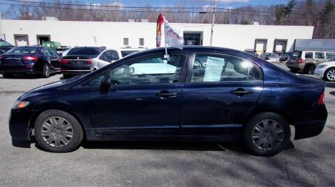 2011 Honda Civic for sale at Top Line Import of Methuen in Methuen MA
