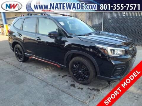2019 Subaru Forester for sale at NATE WADE SUBARU in Salt Lake City UT