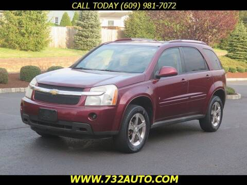 2008 Chevrolet Equinox for sale at Absolute Auto Solutions in Hamilton NJ