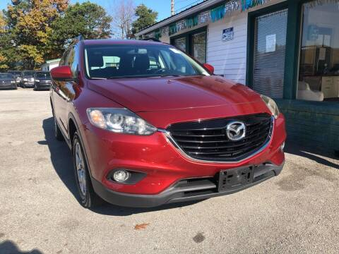 2014 Mazda CX-9 for sale at Morristown Auto Sales in Morristown TN
