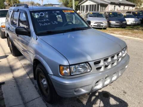 2000 Isuzu Rodeo for sale at Castagna Auto Sales LLC in Saint Augustine FL