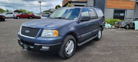 2006 Ford Expedition for sale at Persian Motors in Cornelius OR