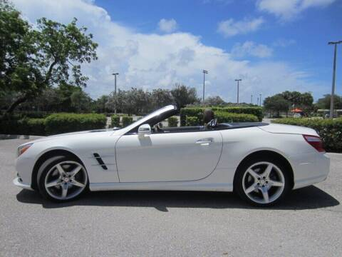 2016 Mercedes-Benz SL-Class for sale at Auto Sport Group in Delray Beach FL