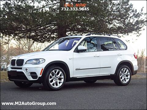 2011 BMW X5 for sale at M2 Auto Group Llc. EAST BRUNSWICK in East Brunswick NJ