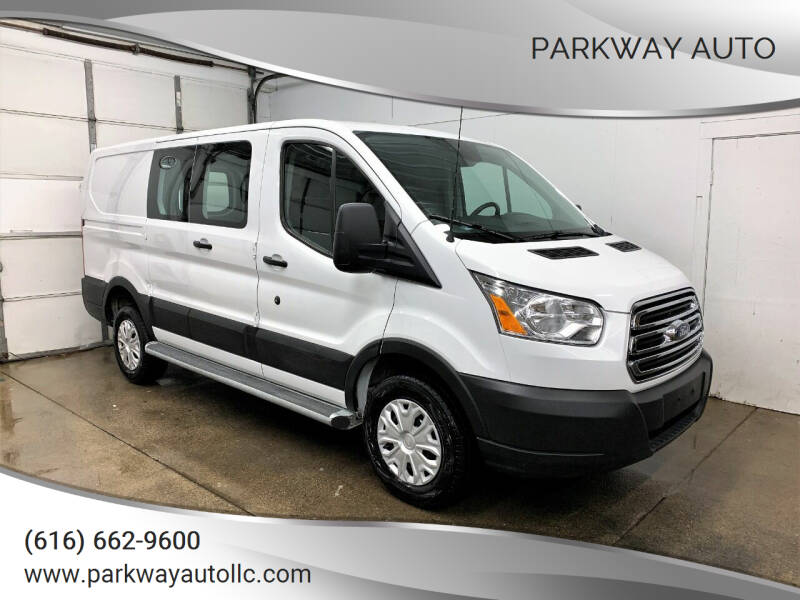 2019 Ford Transit Cargo for sale at PARKWAY AUTO in Hudsonville MI