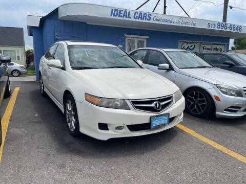 2008 Acura TSX for sale at Ideal Cars in Hamilton OH