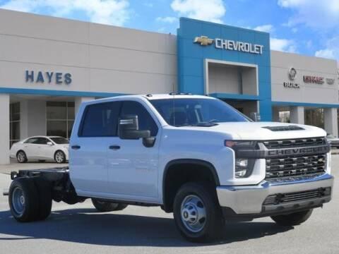 2020 Chevrolet Silverado 3500HD CC for sale at HAYES CHEVROLET Buick GMC Cadillac Inc in Alto GA